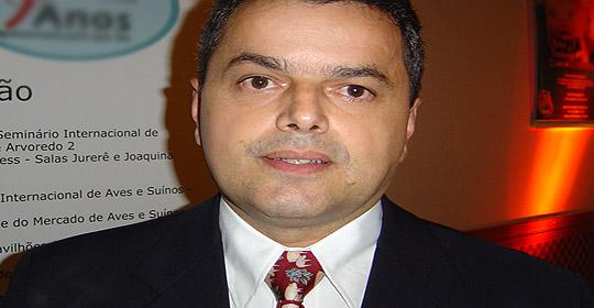 Valdomiro Ferreira Junior, presidente da APCS