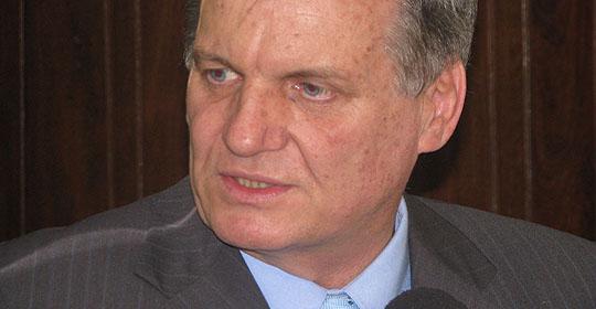 Inácio Kroetz, secretário de Defesa Agropecuária do Ministério da Agricultura