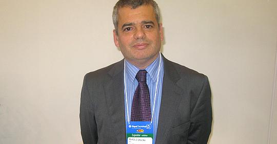 Marcelo Gravina, professor da UFRGS e membro do Conselho de Informações sobre Biotecnologia (CIB)