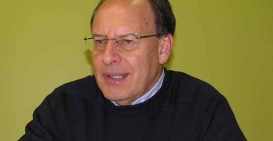 Dircel Talamini, chefe geral da Embrapa Suínos e Aves