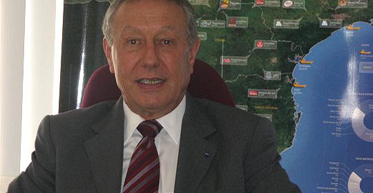Francisco Turra, presidente da Abef