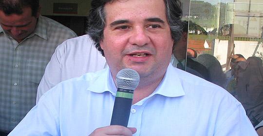 João Sampaio, secretário da Agricultura de São Paulo