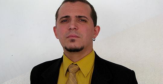 Pedro Viana Borges, coordenador de Capacitação para Autogestão da Denacoop-SDC/Mapa
