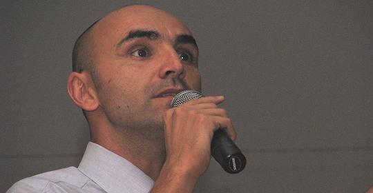 Adilson Farias, analista de Comércio Exterior da Sec. de Relações Internacionais do Agronegócio-Mapa
