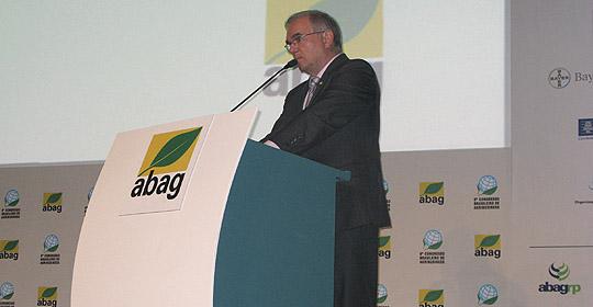 Senador Gilberto Goellner (DEM/MT), vice-presidente da FPA