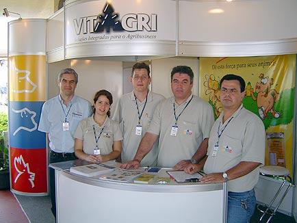 Equipe Vitagri, Show Rural Coopavel 2005, Show Rural Coopavel 2005