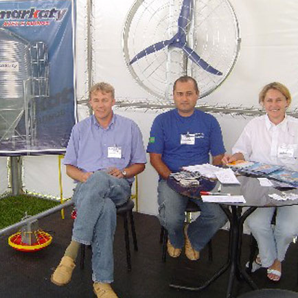 Equipe Markaty., Show Rural Coopavel 2005, Show Rural Coopavel 2005