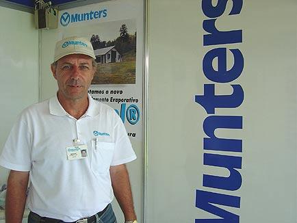 Roque da Munters, Show Rural Coopavel 2005, Show Rural Coopavel 2005