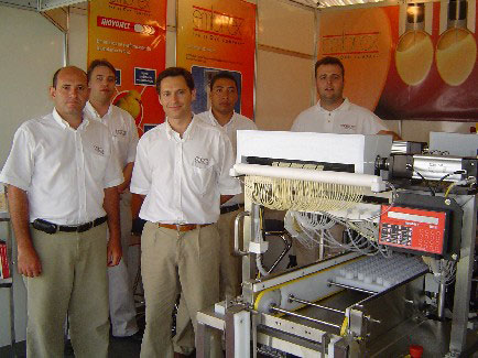 Equipe Embrex., Show Rural Coopavel 2005, Show Rural Coopavel 2005