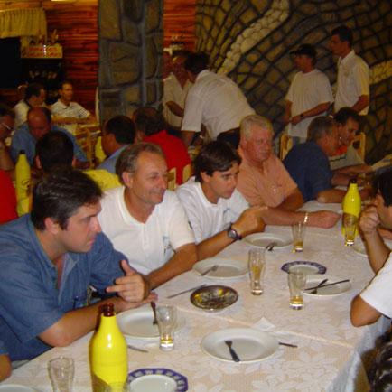 Jantar da Avicultura na Casa da Codorna., Show Rural Coopavel 2005, Show Rural Coopavel 2005