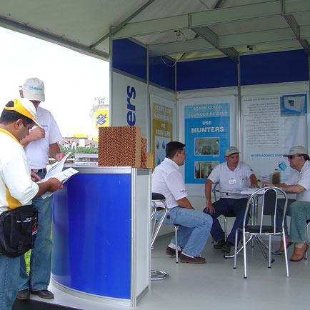 Equipe Munters., Show Rural Coopavel 2005, Show Rural Coopavel 2005