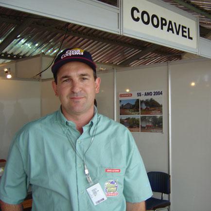 Jair- gerente de avicultura coopavel., Show Rural Coopavel 2005, Show Rural Coopavel 2005
