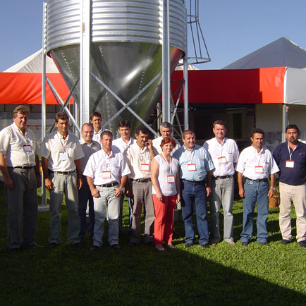 Equipe Plasson, Show Rural Coopavel 2005, Show Rural Coopavel 2005
