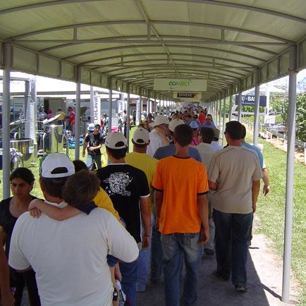 Show Rural: recorde de público em 2005., Show Rural Coopavel 2005, Show Rural Coopavel 2005