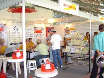 Agromarau marca presença no Show Rural 2005, Show Rural Coopavel 2005, Show Rural Coopavel 2005