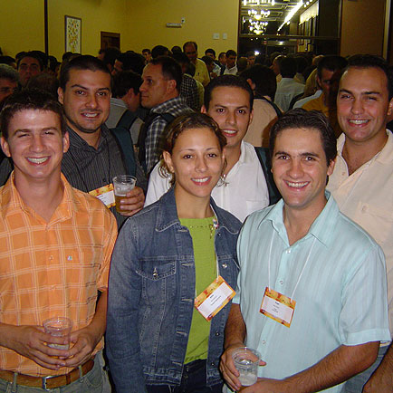 Público, VI Seminário Brasil Sul 2005, VI Seminário Brasil Sul 2005