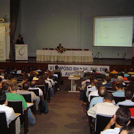 Palestra, VI Seminário Brasil Sul 2005, VI Seminário Brasil Sul 2005
