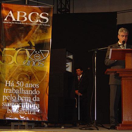 Presidente da AGA e do Congresso, 11o  Seminário Nacional de Desenvolvimento da Suinocultura, 11o  Seminário Nacional de Desenvolvimento da Suinocultura