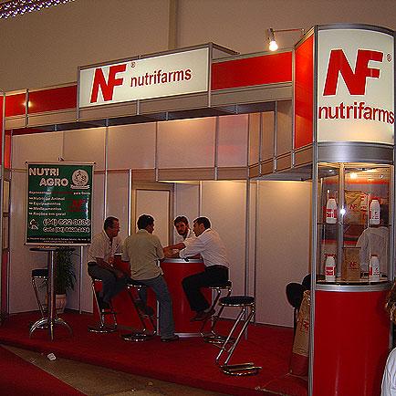 Stand Nutri Farms, 11o  Seminário Nacional de Desenvolvimento da Suinocultura, 11o  Seminário Nacional de Desenvolvimento da Suinocultura