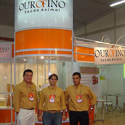 Stand Ouro Fino, 11o  Seminário Nacional de Desenvolvimento da Suinocultura, 11o  Seminário Nacional de Desenvolvimento da Suinocultura