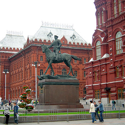 Praça Vermelha - Moscou, Feed To Meat, Feed To Meat