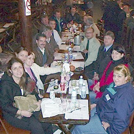 Jantar de Confraternização, Agromix, Agromix