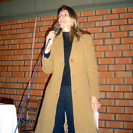 Jornalista Estela Benetti, SuiLeite, SuiLeite