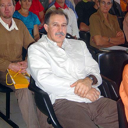 Dr. Elsio Figueiredo - Chefe-geral da Embrapa/SC, SuiLeite, SuiLeite
