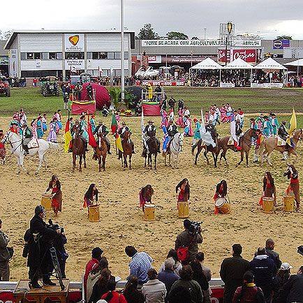 Festa de Abertura, Expointer 2005, Expointer 2005