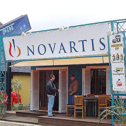 Novartis, Expointer 2005, Expointer 2005