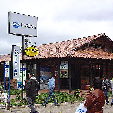 Casa Pfizer, Expointer 2005, Expointer 2005