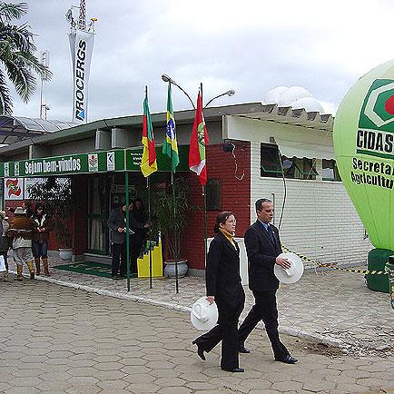 Casa Cidasc, Expointer 2005, Expointer 2005