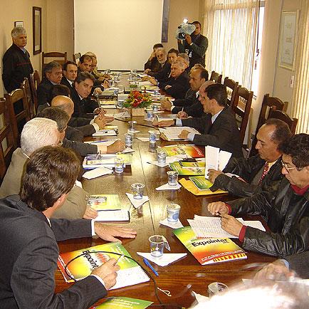 Reunião, Expointer 2005, Expointer 2005