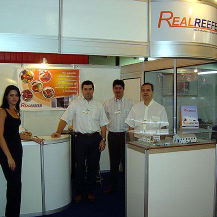 Real Reefer, AveSui Centro Oeste, AveSui Centro Oeste