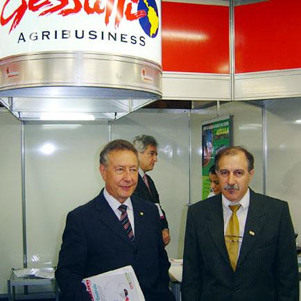 Francisco Turra e Elsio Figueiredo, Congresso da UBA, Congresso da UBA
