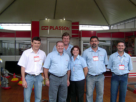 Plasson, Show Rural Coopavel 2006, Show Rural Coopavel 2006