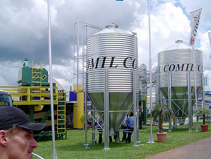 Comil Silos, Show Rural Coopavel 2006, Show Rural Coopavel 2006