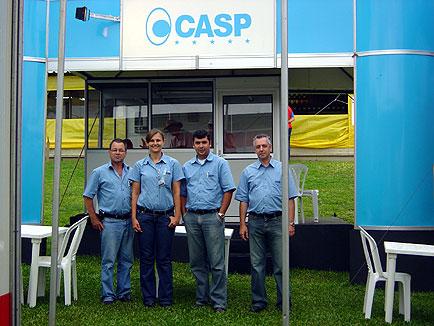 Casp, Show Rural Coopavel 2006, Show Rural Coopavel 2006