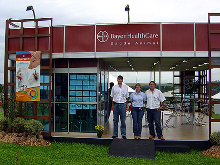 Bayer HealthCare, Show Rural Coopavel 2006, Show Rural Coopavel 2006