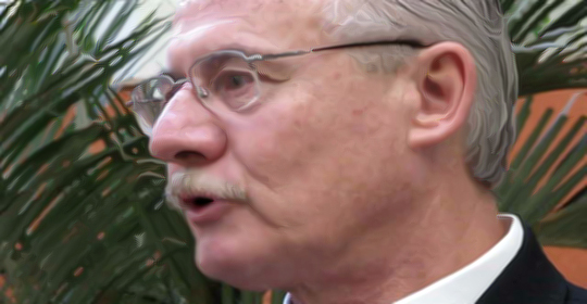 Orlando Pessuti, vice-governador do Paraná