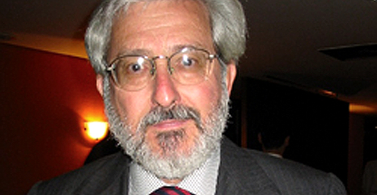 Rubens Valentini, presidente da ABCS