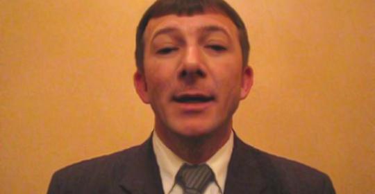 Losivanio de  Lorenzi, vice-presidente da ACCS e coordenador da 3° Suileite