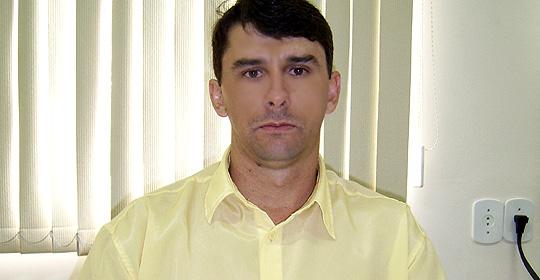 Wolmir de Souza, presidente da ACCS