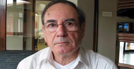 Horácio Rostagno, professor da Universidade Federal de Viçosa (MG)