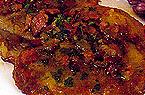 Pernil ao Molho de Mostarda  - Chef Ademir Balbinot