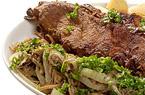 Costela de Porco Recheada  - Aprenda como fazer mais esta deliciosa receita