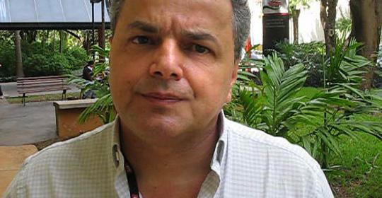 Valdomiro Ferreira Junior, presidente da Câmara Setorial de Suínos de SP e da APCS