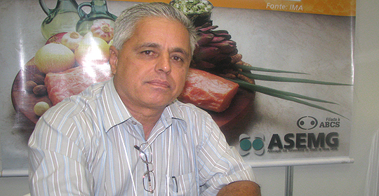 José Arnaldo Penna, vice-presidente da Asemg