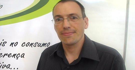 Fabiano Coser, diretor executivo da ABCS