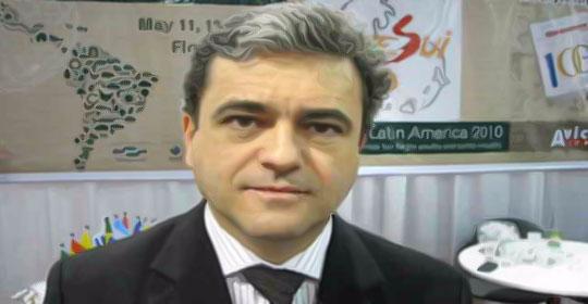 Ricardo Santin, diretor executivo da Abef